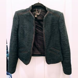 Ted Baker Boucle Crop Jacket